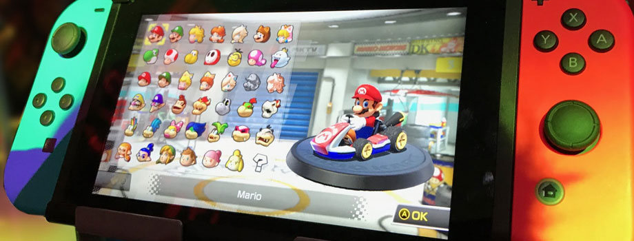 mario kart - In Tribute of Local Co-op - Online Videogames Being the Only Multiplayer Choice
