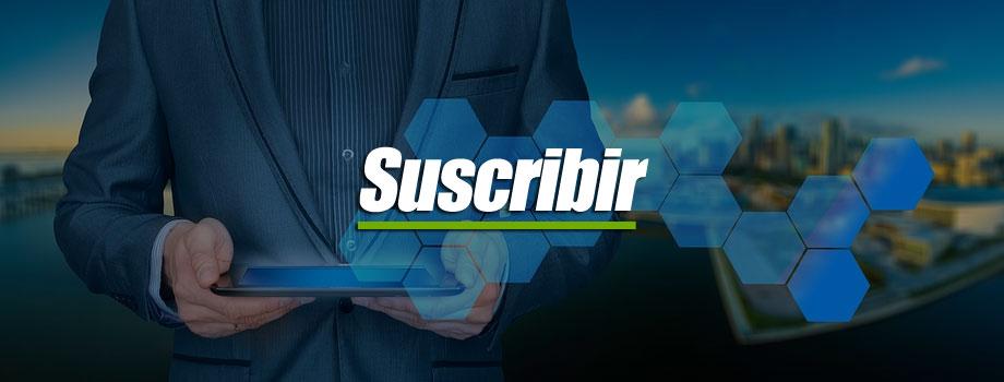 suscribir - Subscribe